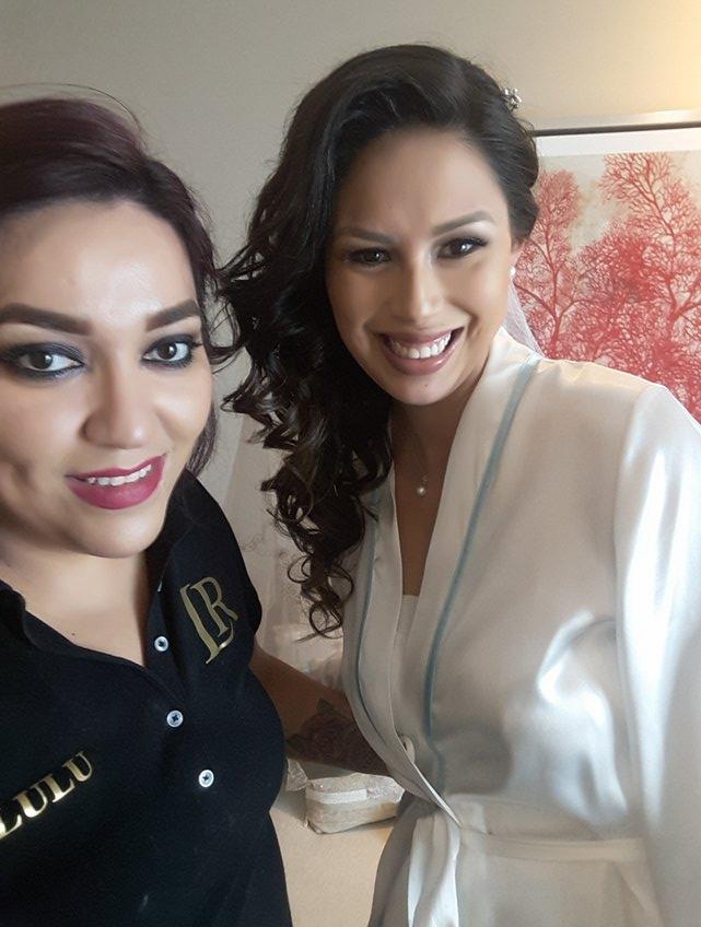 Lourdes Rivera Hair Dresser and Pro Makeup Artist