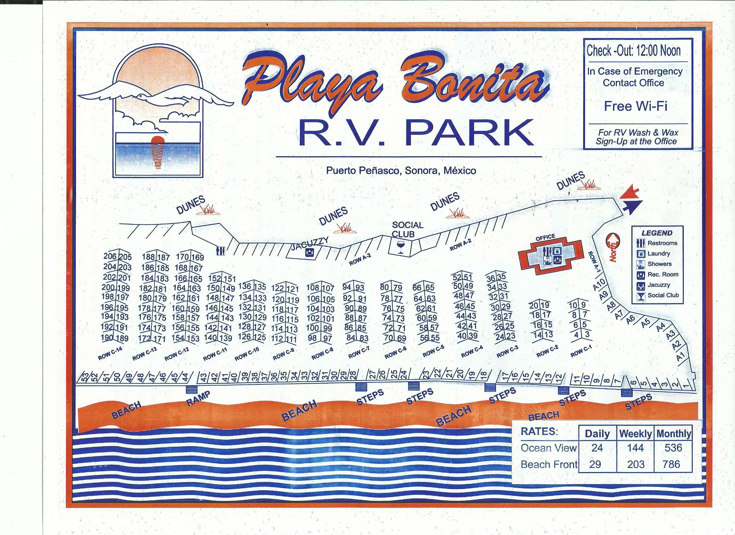 Playa Bonita R V Park