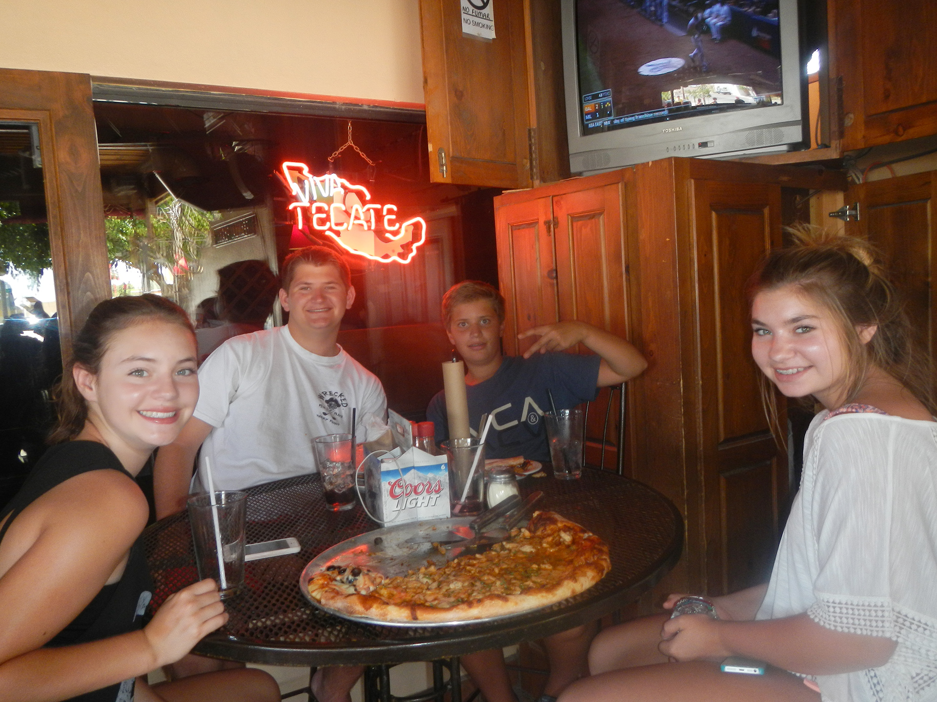 Al Capone S Seafood Amp Pizzeria