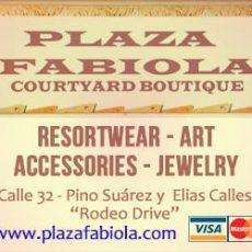 Plaza Fabiola Logo